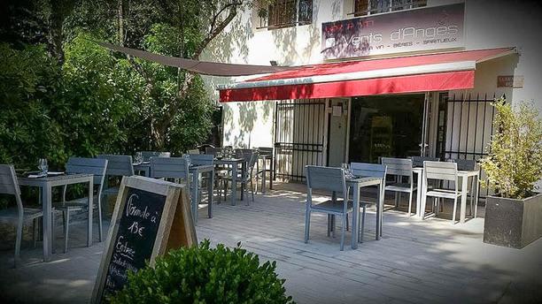 O Vents DAnges Restaurant Monte De Saint Menet 13011