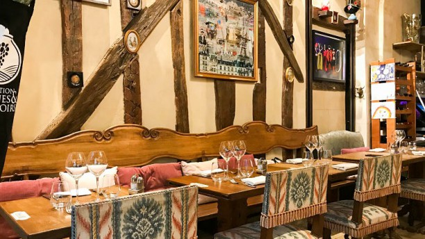 Restaurant Le Louis Paris 75001 Chtelet Les Halles