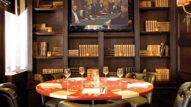 Au Bureau Caen Restaurant 41 Boulevard Du Marchal