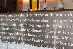 Spezialisierung unseres Wurst-Deutschen