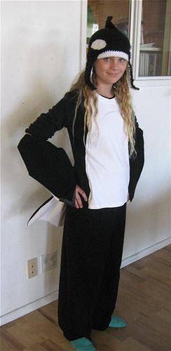 Orca costume 2012