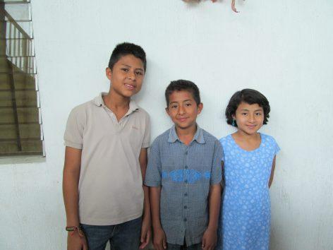 The Lopez Ordoñez Family