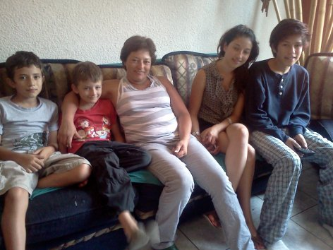The Gudiel Family