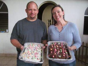 Who wants cake???