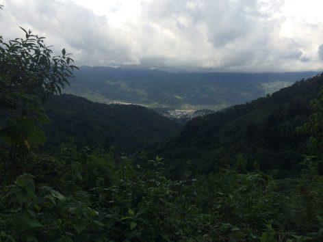 The views were breathtaking!
