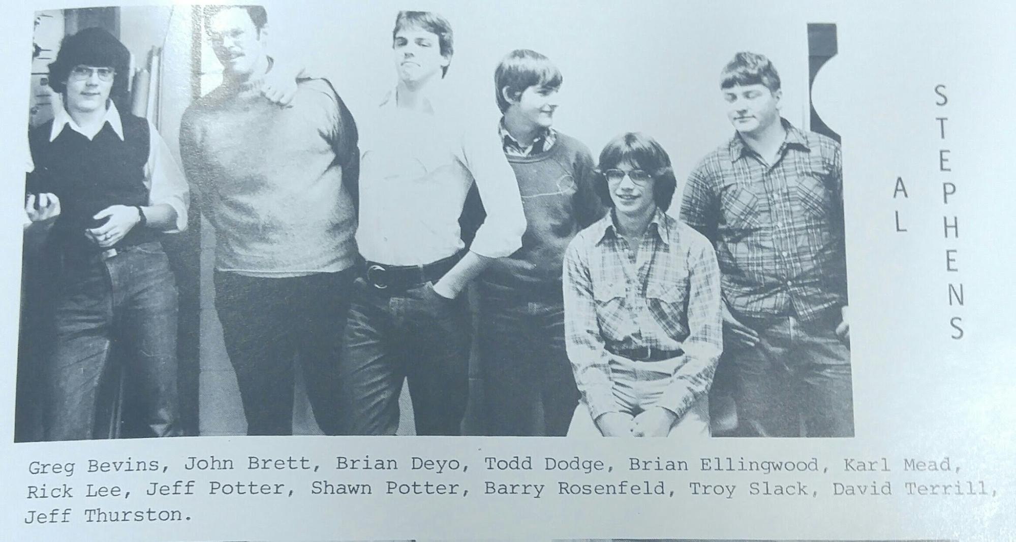 Shawn Potter, Alumni – U-32 Chronicle