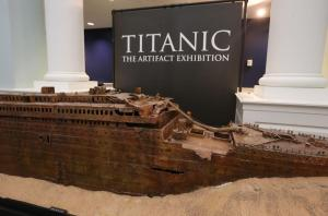 Alicante day trip - optional visit to Titanic exhibition @ 08:45 from Interiors, Javea