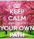 keep calm path