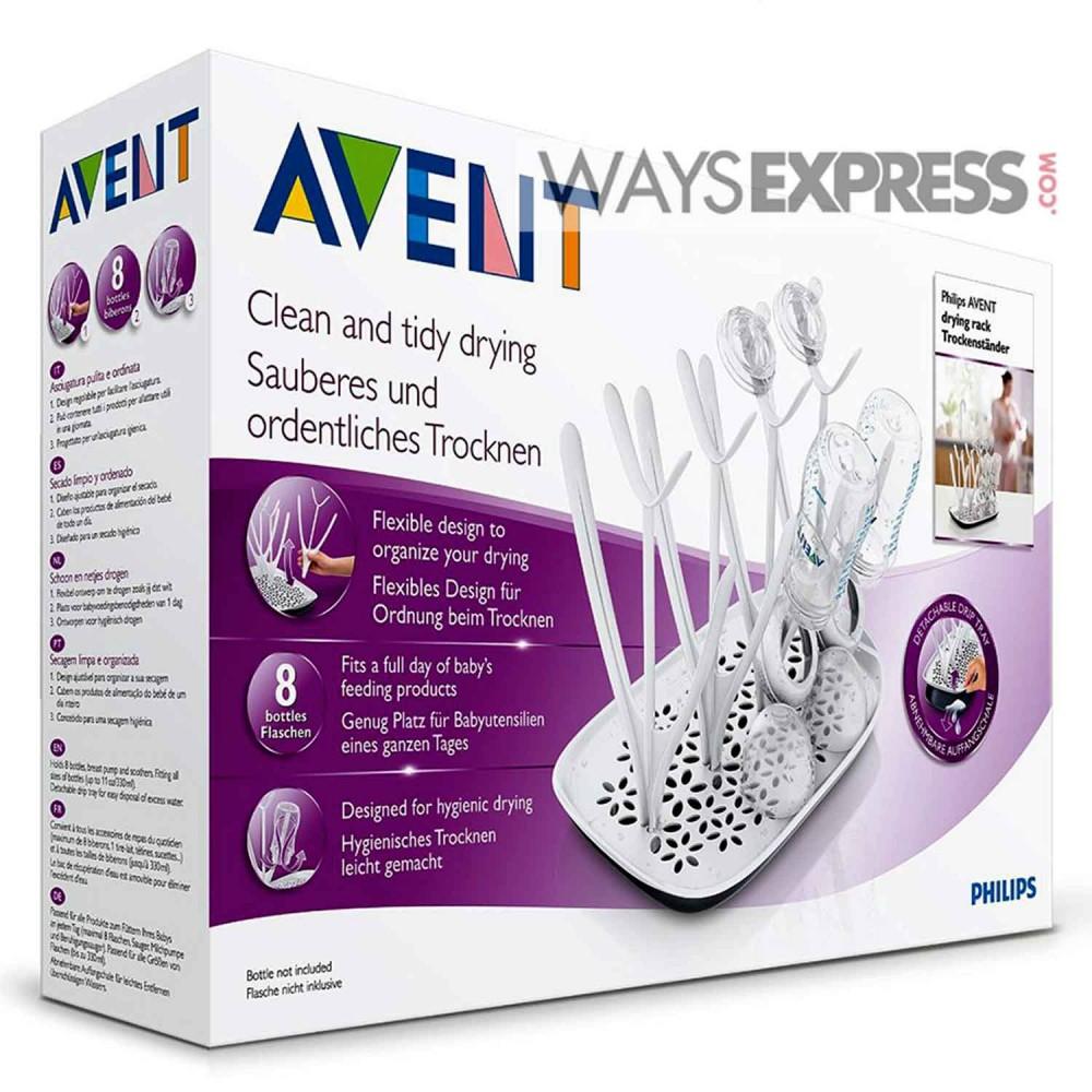 https www waysexpress com en baby bottle cleaning 1769 avent drying rack 8710103647478 html