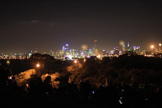 Огни Мельбурна