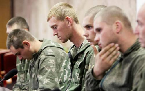 солдати регулярної армії рф