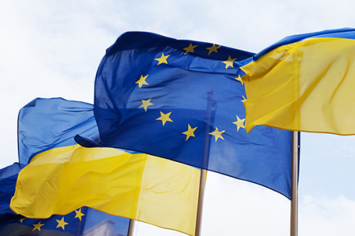 Україна - Європа