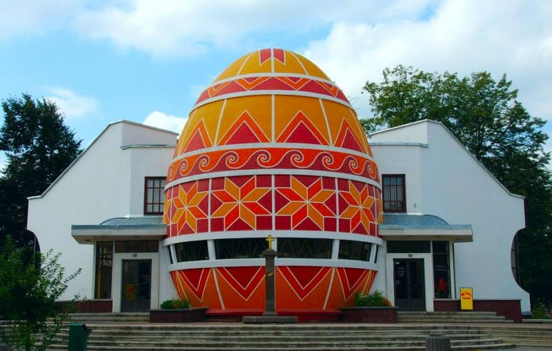 Image result for pysanka museum