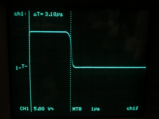 System 100 VCO reset pulse 10pF