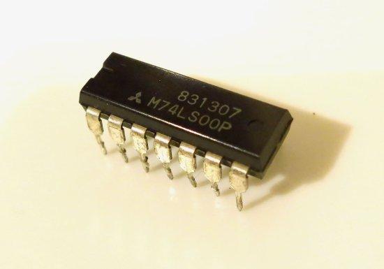 Duff 74LS00