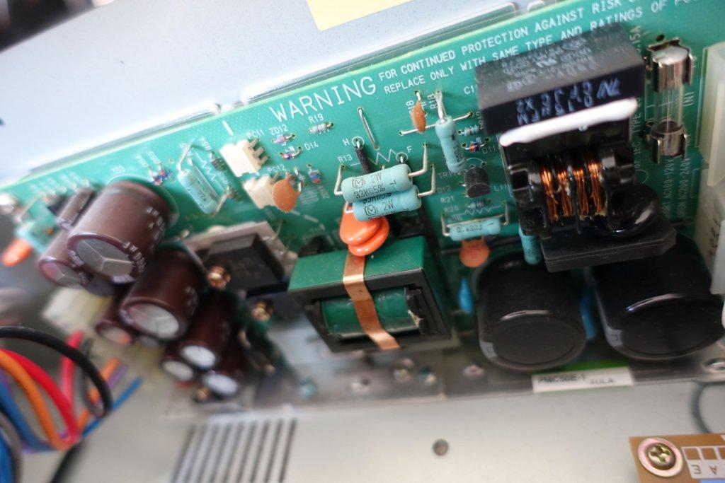 S3200XL power supply
