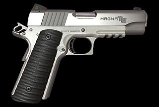 Ultimate Arms Magna T5 Commander TAC Custom 1911 Pistol