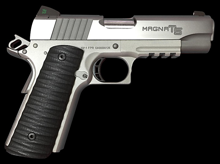 Ultimate Arms Magna T5 Commander Tactical Custom 1911 Pistol
