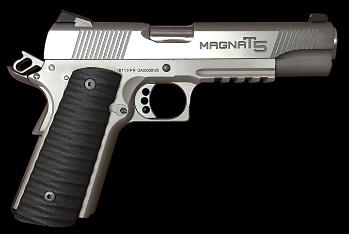 Ultimate Arms Magna T5 Government Tacticle Custom 1911 Pistol