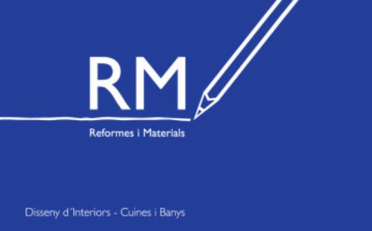 RM Reformes i Materials