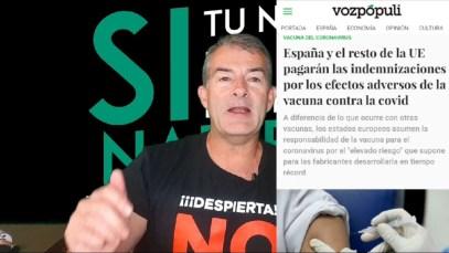 EL VIDEO SOBRE LA VACUNA COVID-19 QUE NO QUIEREN QUE VEAS Y NO SE PUEDE VER EN YOUTUBE