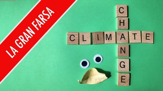 cambio climatico farsa