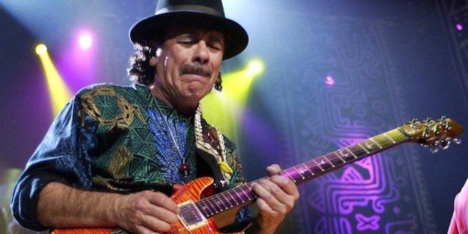 Las 5 mejores canciones de Carlos Santana según UachateC