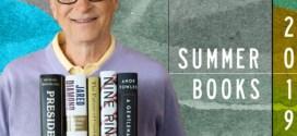 Estos son los 5 libros que Bill Gates recomienda leer este verano