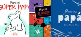 3 libros para celebrar el Día del Padre