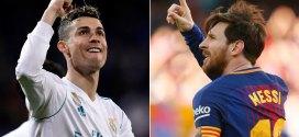 Estadísticas Lionel Messi vs Cristiano Ronaldo