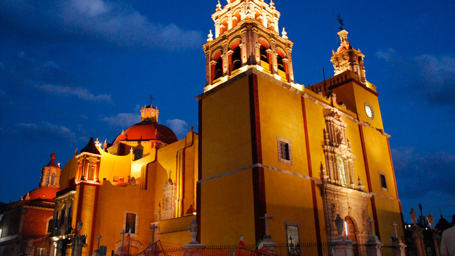 Horario de Misas en Guanajuato