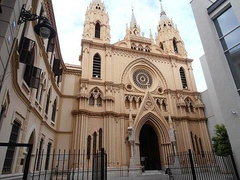 Horario de Misas en Málaga