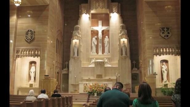 Mass schedule in Chicago USA