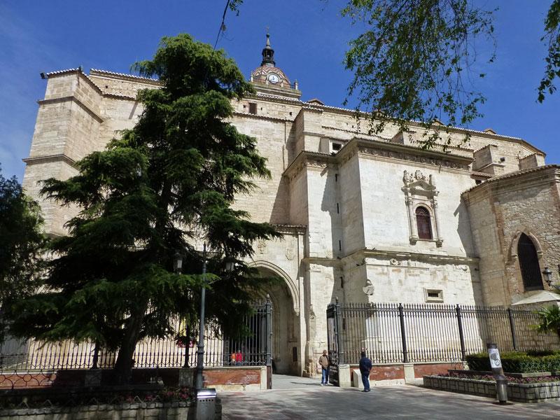 Horario de Misas en Ciudad Real