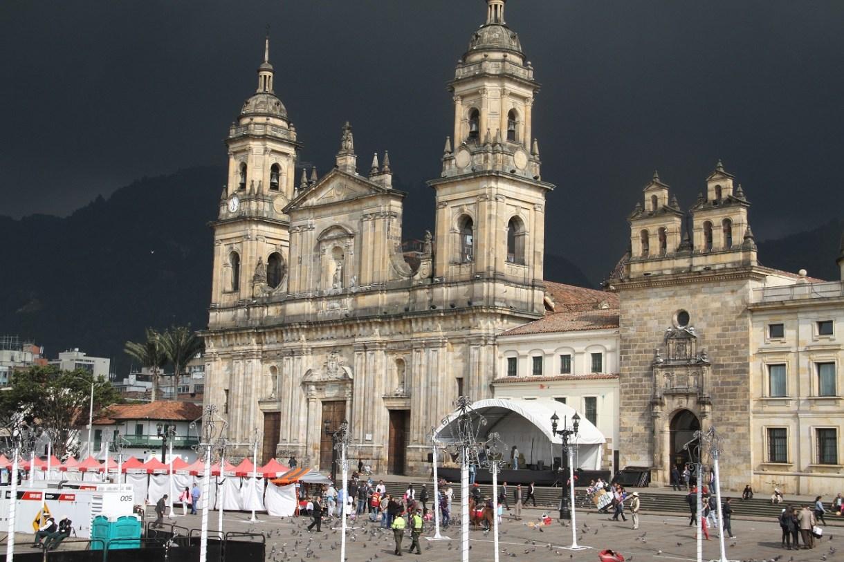 Horario de Misas en Bogotá