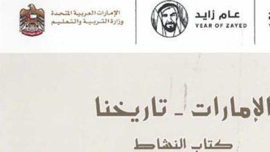Photo of حل كتاب الإمارات تاريخنا دراسات اجتماعية صف ثامن وسابع وثاني عشر فصل ثاني