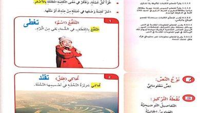 Photo of صف رابع فصل ثاني حلول لغة عربية درس أزياء حول العالم بوربوينت