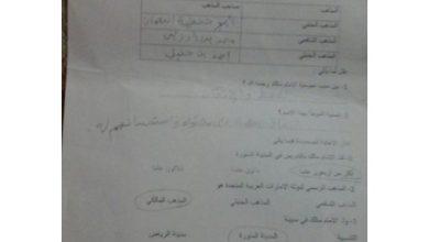 Photo of صف سادس فصل ثاني تربية اسلامية اوراق عمل درس الإمام مالك
