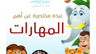 Photo of صف ثاني فصل ثاني ملف هام في مهارات اللغة العربية