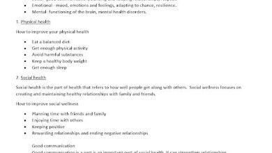 Photo of صف حادي عشر فصل أول ورق عمل علوم صحية