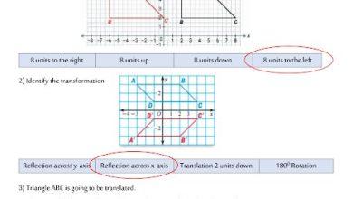 Photo of صف ثامن فصل ثاني امتحان تجريبي رياضيات مع الحل منهج إنجليزي