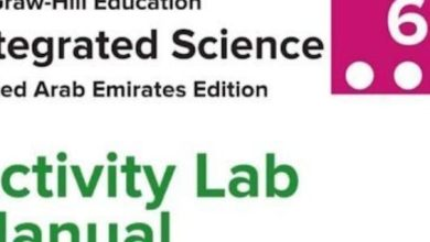 Photo of دليل المعلم الأنشطة المختبرية علوم منهج إنجليزي صف سادس فصل ثالث
