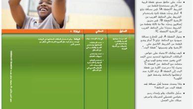 Photo of دليل المعلم الوحدة 14 التشابه والتحويلات والتناظر رياضيات صف تاسع