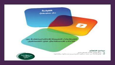 Photo of حل درس القطاعات السبعه الأكثر استفادة من الذكاء الاصطناعي في المستقبل لغة عربية صف عاشر فصل ثالث