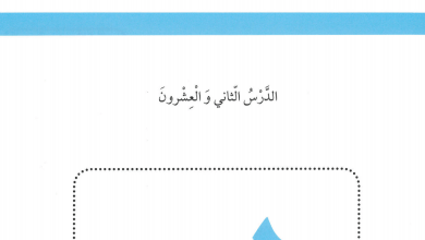 Photo of صف أول فصل ثاني لغة عربية ورق عمل حروف ك-ل-م-ن