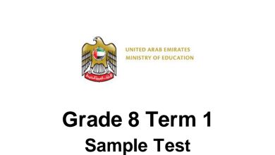 Photo of ثامن لغة إنجليزية نموذج امتحان استماع 2