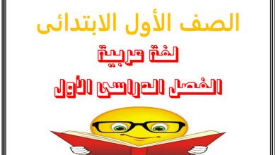 Photo of أول لغة عربية أوراق عمل شاملة ومتنوعة