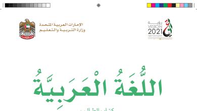 Photo of كتاب الطالب لغة عربية فصل أول صف رابع