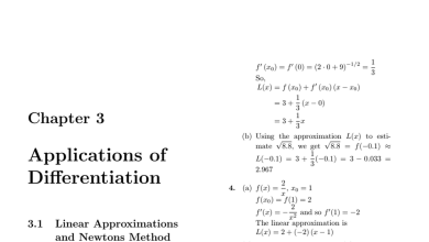 Photo of دليل المعلم رياضيات صف ثاني عشر متقدم فصل ثاني