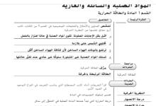 Photo of حل دليل الأنشطة المختبرية علوم صف تاسع عام فصل ثاني